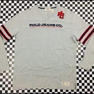 Polo Ralph Lauren Long Sleeve V Neck Shirt